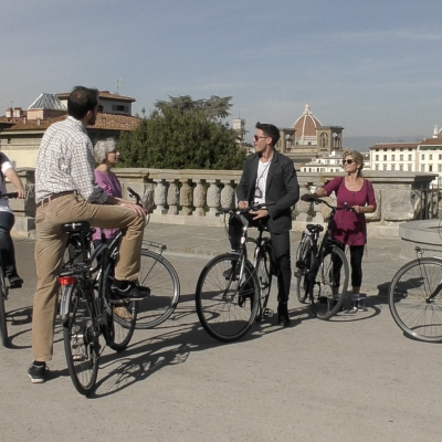 Bike tour of Florence