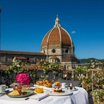 suite con vista firenze