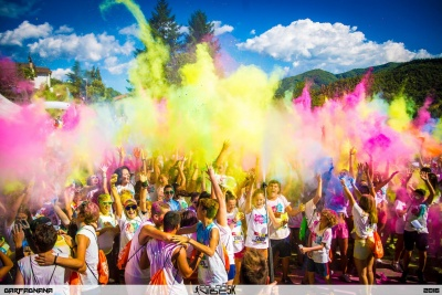 color vibe a piazza al serchio