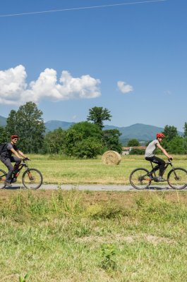 Lunigiana by bike: