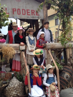 October Fair in Dicomano