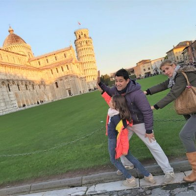 Walking tour in Pisa for families and small groups