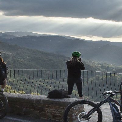 Monte Amiata by bike