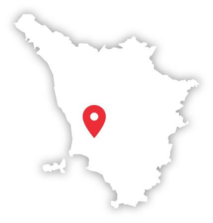 Northern Maremma  map