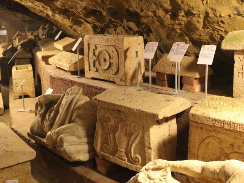 Civic Museum (the Underground City) – Epigraphic section*