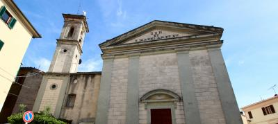 Church of Giovanni Evangelista - Riparbella
