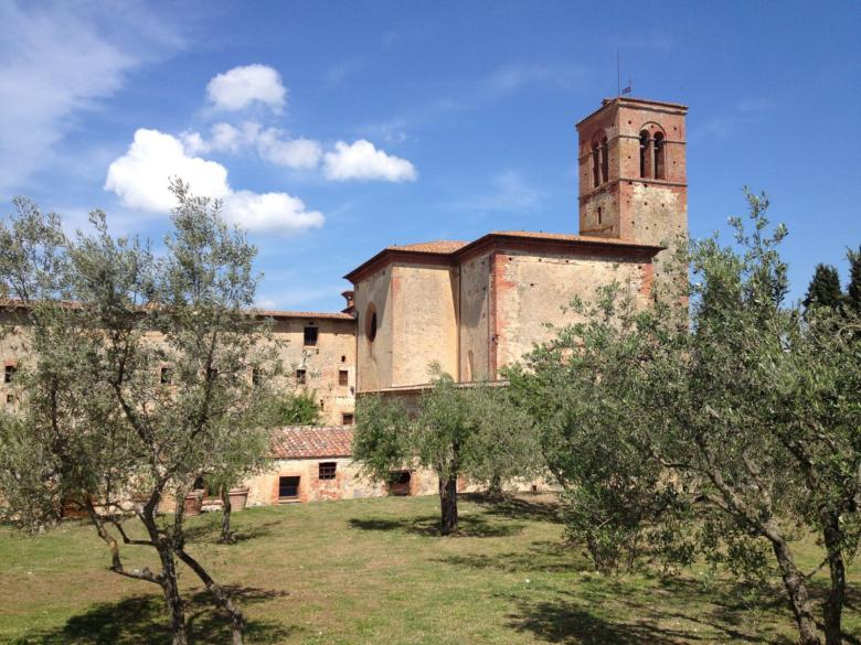 Sant'Anna in Camprena