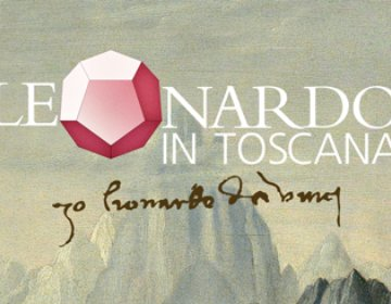 Leonardo in Toscana Banner Events Roundup