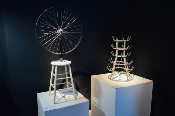 Marcel Duchamp's ready-made