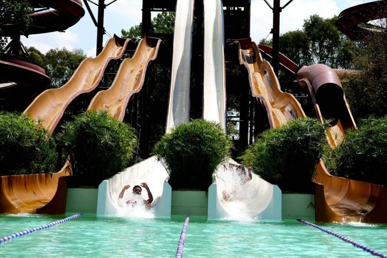 Fun at Acqua Village Waterparks