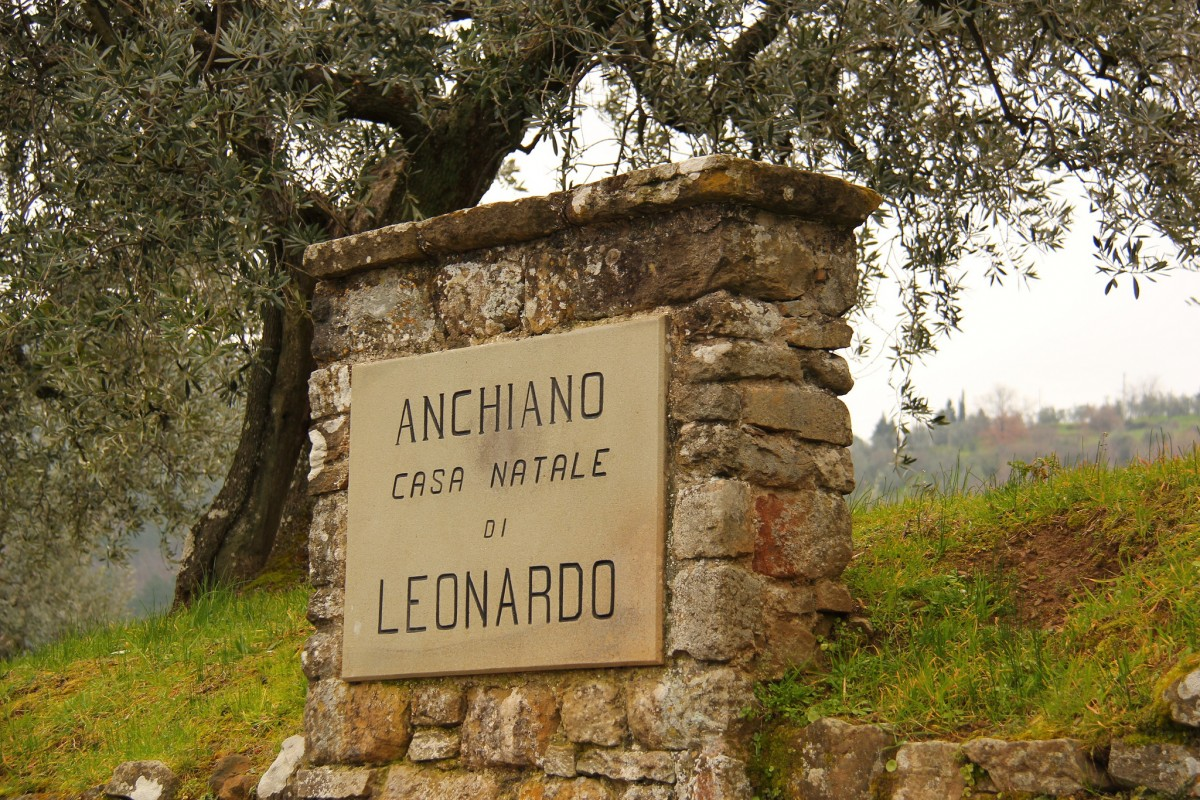 Anchiano - Leonardo's birthplace [Photo Credits: Francisco Schmidt]