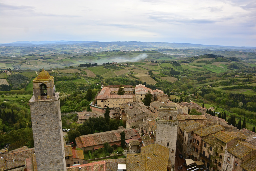 San Gimignano [Photo credits: Antonio Cinotti]