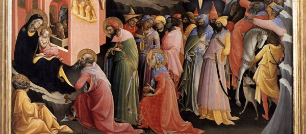Lorenzo Monaco, Adoration of the Magi