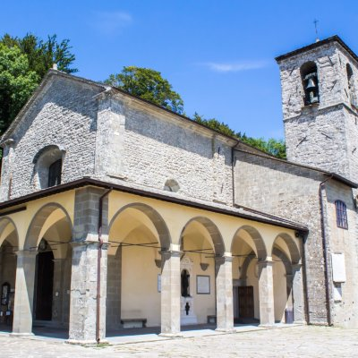 The Franciscan monastery of