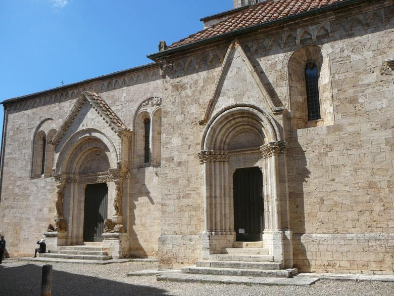 The Collegiata of San Quirico and Giulitta