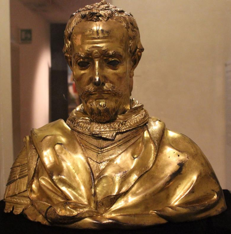 Bust of Saint Rossore by Donatello