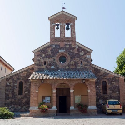 Church of Sant'Ansano in Dofana