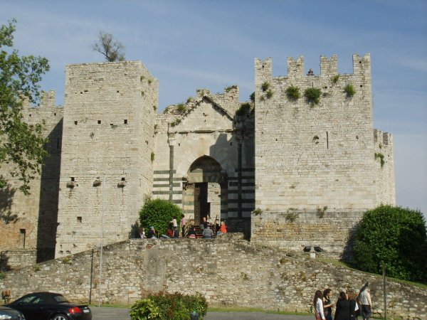 Emperor's Castle in Prato