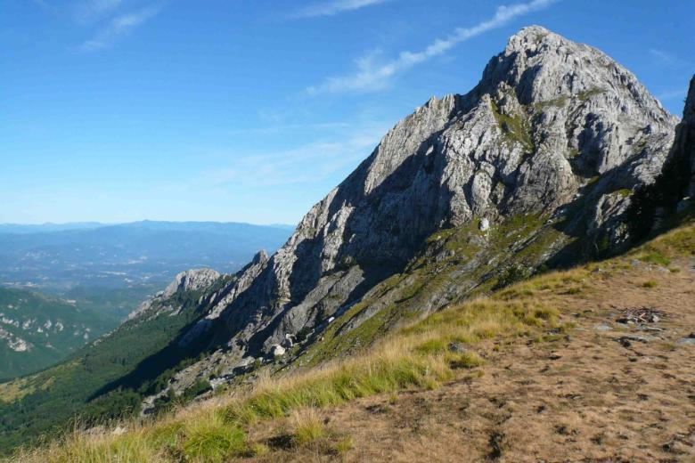 The Apuan Alps