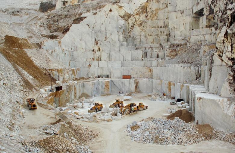 Quarries of Carrara