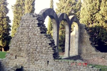 Fiesole, archaeological remains