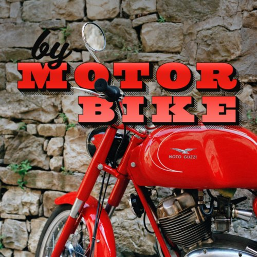 Cover By Motorbike
