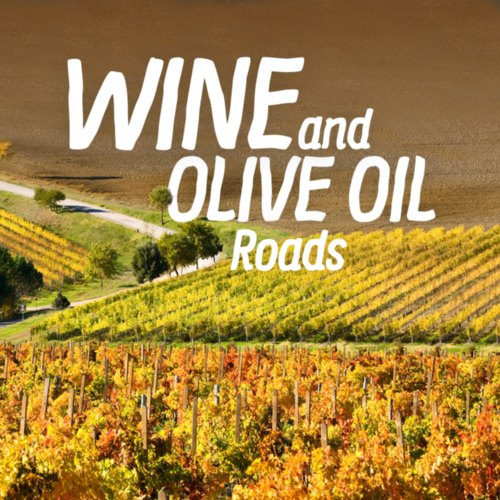 Cover Wine and Olive Oil Roads