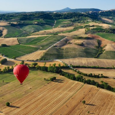Volo in Mongolfiera in Toscana