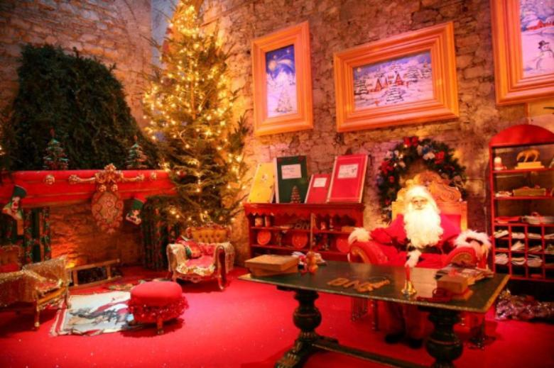 House of Santa Claus in Montecatini Terme