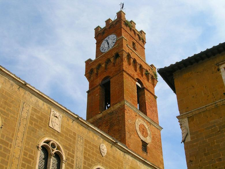 Pienza and its countryside