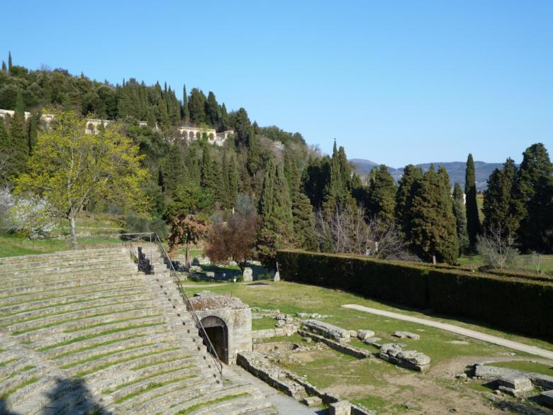 Roman Theater of Fiesole