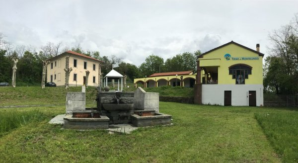 Lunigiana Thermal baths